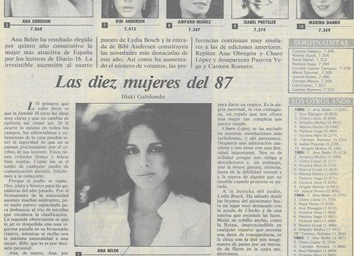 Diario-16_Las-10-mujeres-del-87_Escribe-Gabilondo_Agosto-87