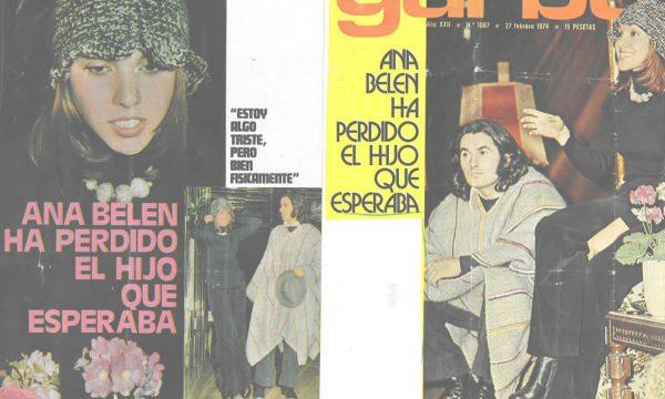 Garbo_Portada_Ana-ha-perdido_Marzo-74